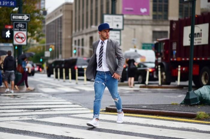 style-chemise-manche-courte-homme-chemise-carreaux-femme-voir
