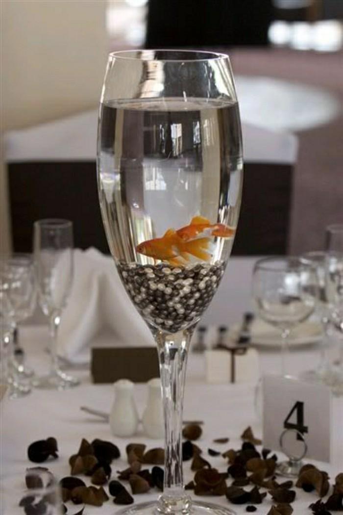 superbe-coupe-champagne-cristal-blida-champagne-verre-a-boire-poisson-décoration
