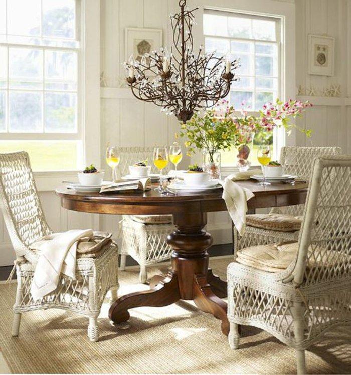 superbe-idée-pour-votre-salle-de-séjour-avec-fauteuil-enfant-rotin-intérieur-salle-a-manger