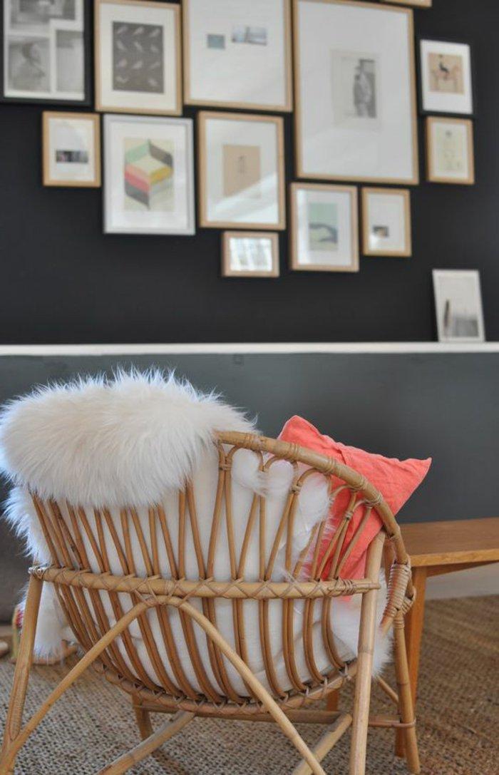 superbe-idée-pour-votre-salle-de-séjour-avec-fauteuil-enfant-rotin-intérieur