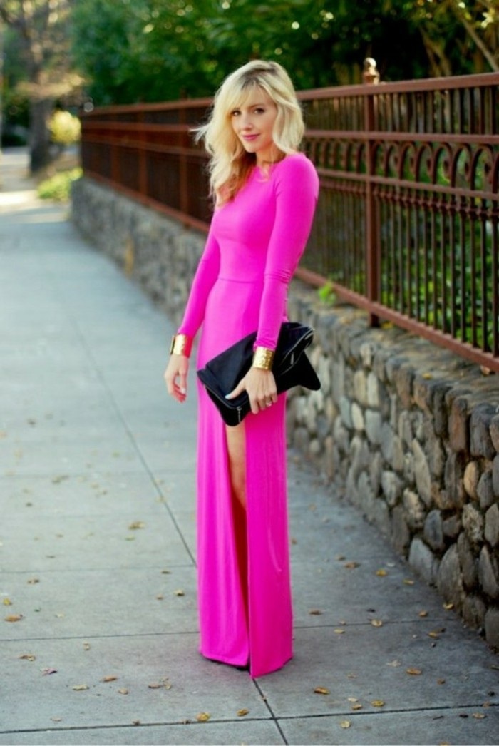 superbe-jupe-patineuse-noire-jupe-jaune-tout-rose-neon