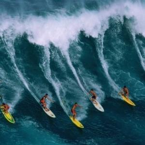 La combinaison de surf - choisir la meilleure