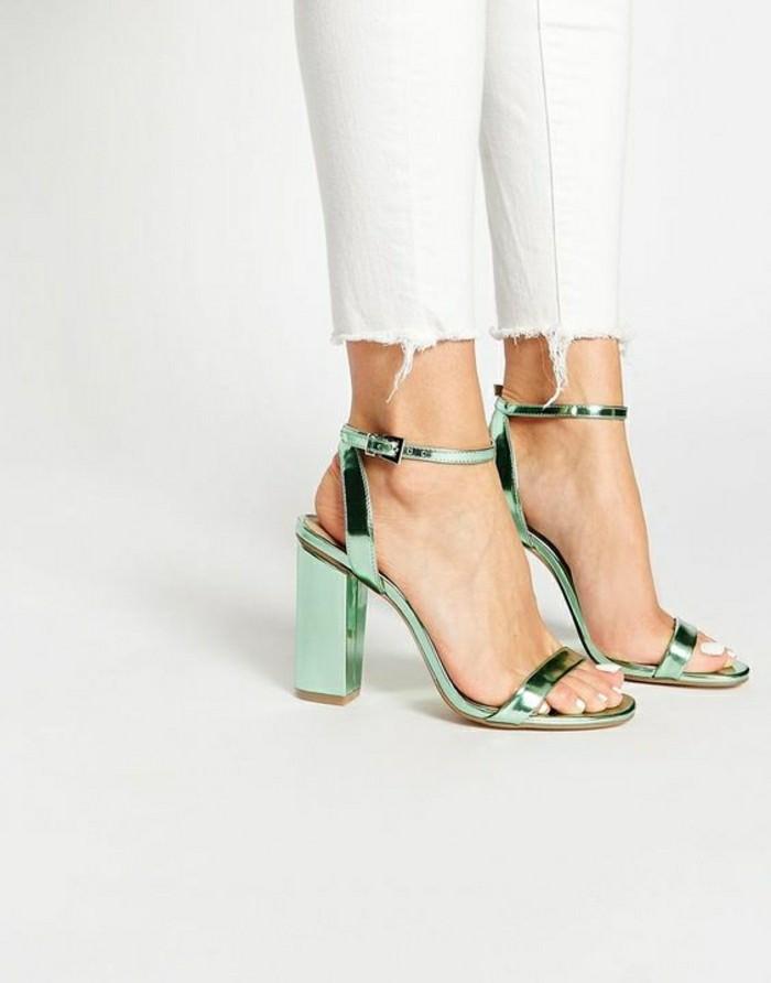 talons-verts=design-2016-mode-sandales-chic-chaussures-femme-pas-cher