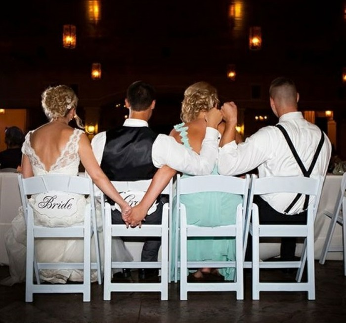 tenue-de-mariage-robe-mariee-robes-cocktail-une-idée-classique-le-goal