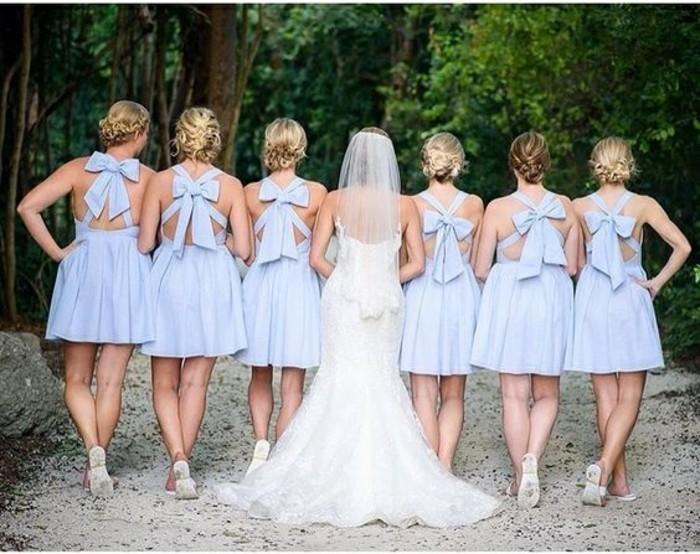 tenue-de-mariage-robe-mariee-robes-cocktail-une-idée-classique-les-dos