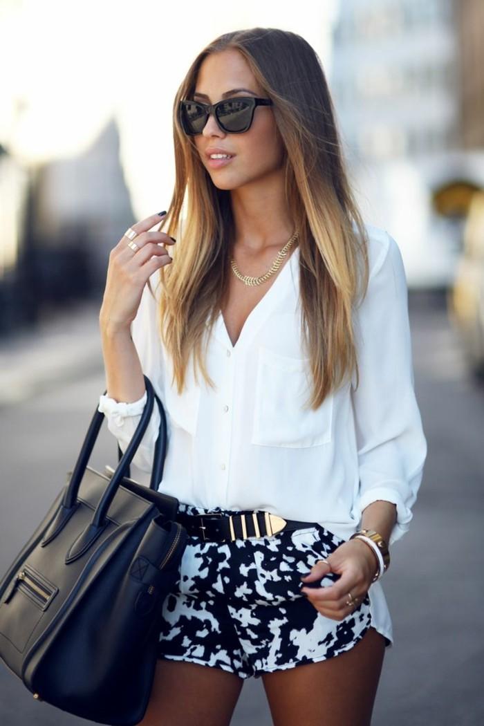une-idée-chic-chemise-homme-manche-courte-chemise-noire-porter-ootd-belle