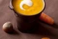 Le velouté de carottes – facile, joli et savoureux!