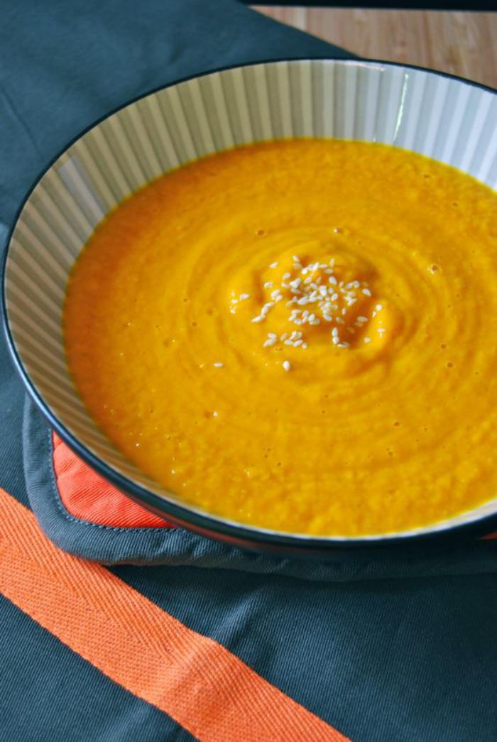 velouté-de-carottes-préparer-un-diner-sain