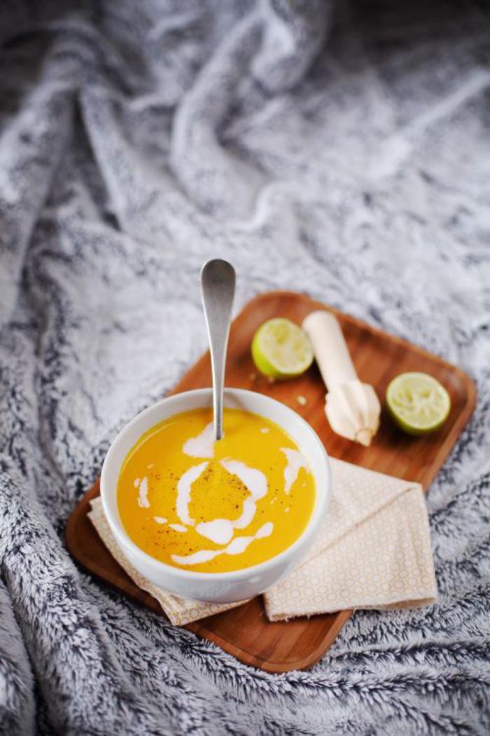 velouté-de-carottes-soupe-de-carottes-délicieuse
