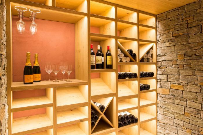 ver-temperature-champagne-verre-villeroy-et-boch-cool-idée-cave-à-vin-joli-espace-rangement-bouteilles