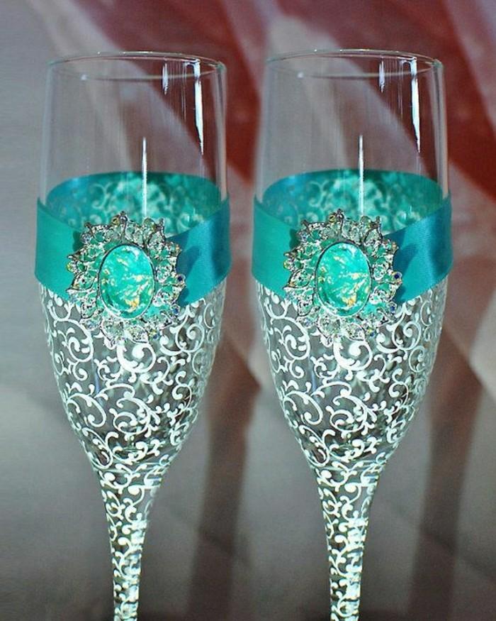 voir-le-cristal-champagne-prix-verres-à-champagne-verre-blida-aigue-marine verre à champagne