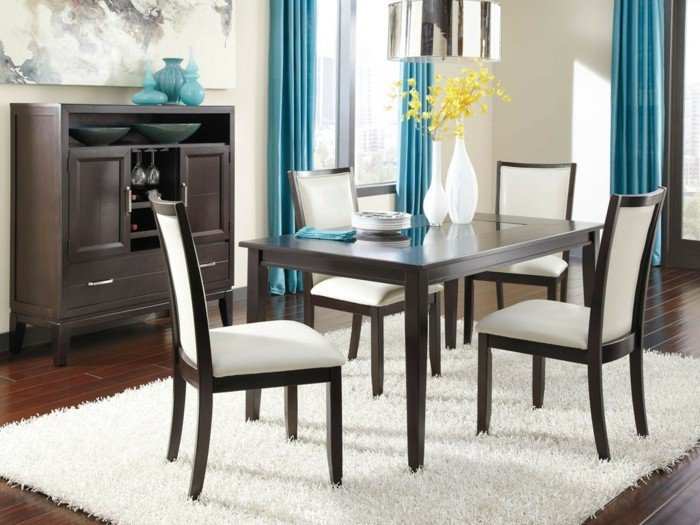 table bois salle a manger pas cher. Black Bedroom Furniture Sets. Home Design Ideas