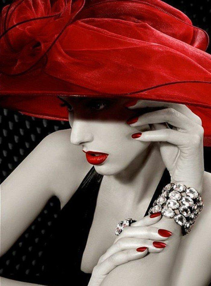 vos-vetements-en-rouge-ou-noire-idée-quoi-porter-rose