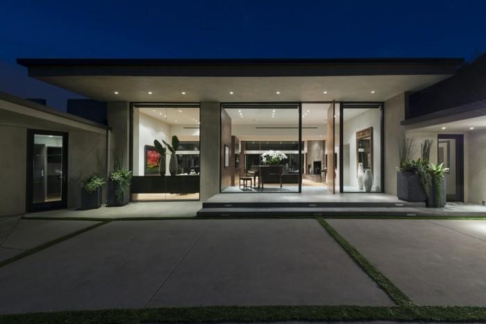 vous-êtes intéressés par une maison toit plat ? 84 exemples pour ... - Comment Faire Une Etancheite Toit Terrasse