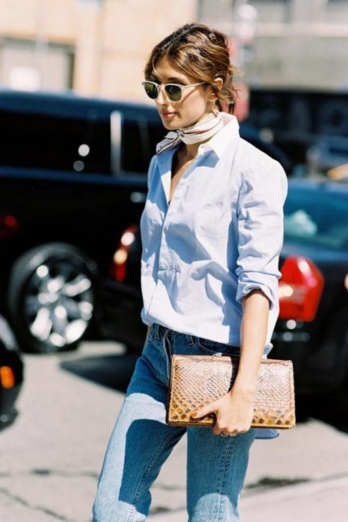 0-chemise-bleu-clair-denim-bleu-chemise-bleue-claire-lunettes-de-soleil