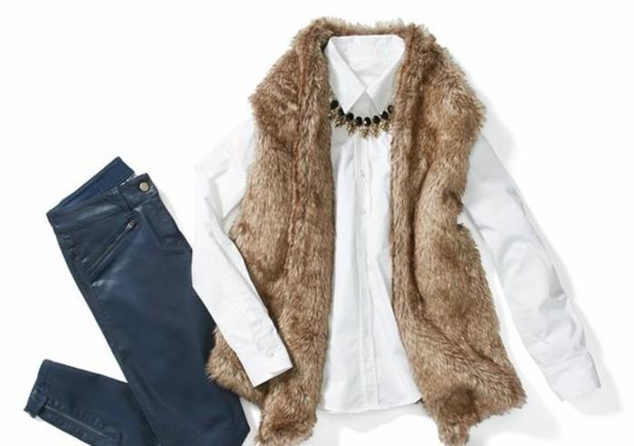 0-gilet-en-fourrure-marron-comment-porter-une-longue-gilet-sans-manche