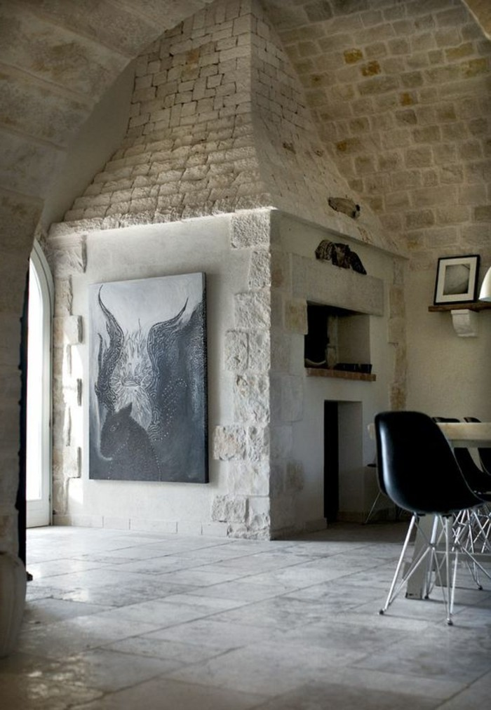 Mur interieur en pierre leroy merlin architecture design - Mur en pierre interieur leroy merlin ...