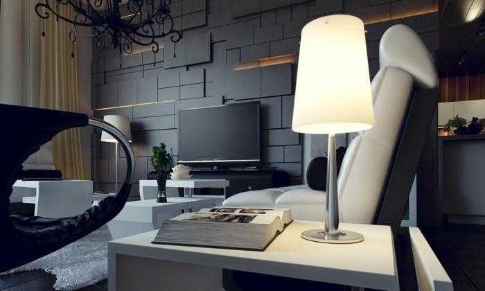 0-joli-salon-avec-decoration-murale-en-panneaux-muraux-gris-lustre-en-fer-noir-salon