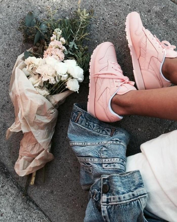 0-sneakers-rose-pale-denim-fleurs-collection-printemps-ete-2016