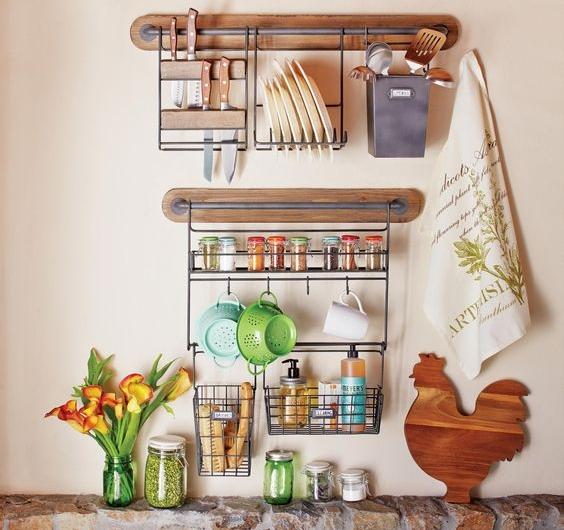 Meubles de cuisine meubles de cuisines - Ikea rangement mural ...