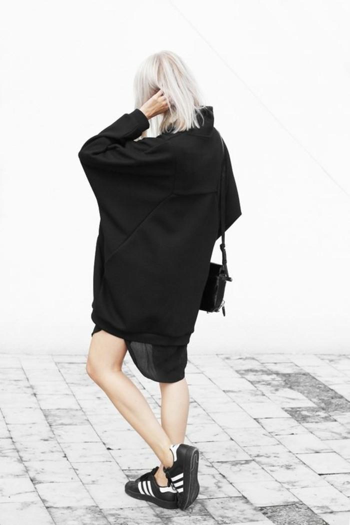 1-basket-femme-pas-cher-adiddas-tendances-de-la-mode-chaussures-sportifs-blancs-noirs
