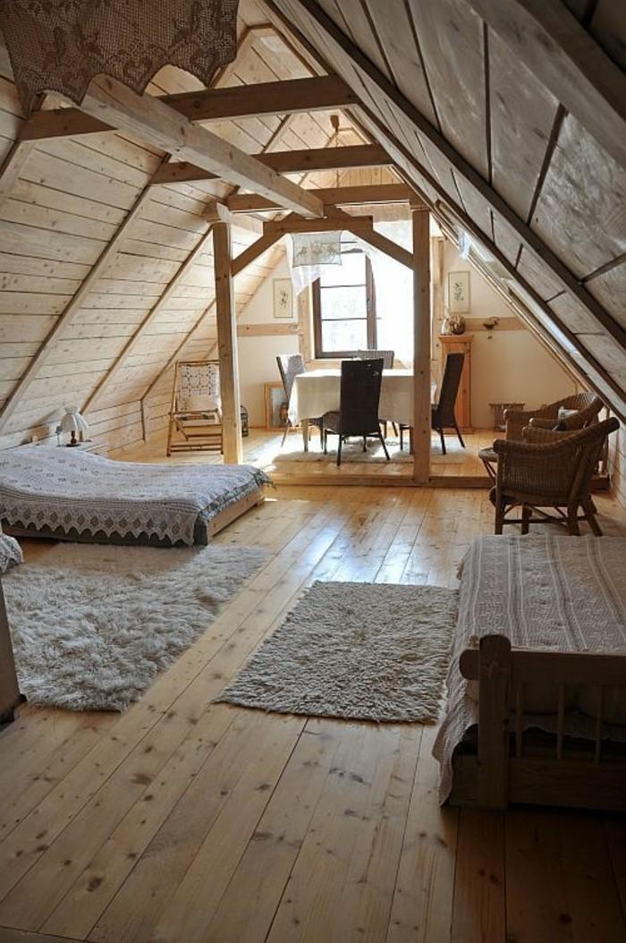 1-chambre-mansardée-chambres-dans-les-combles-salon-en-bois-clair-meubles-de-salon