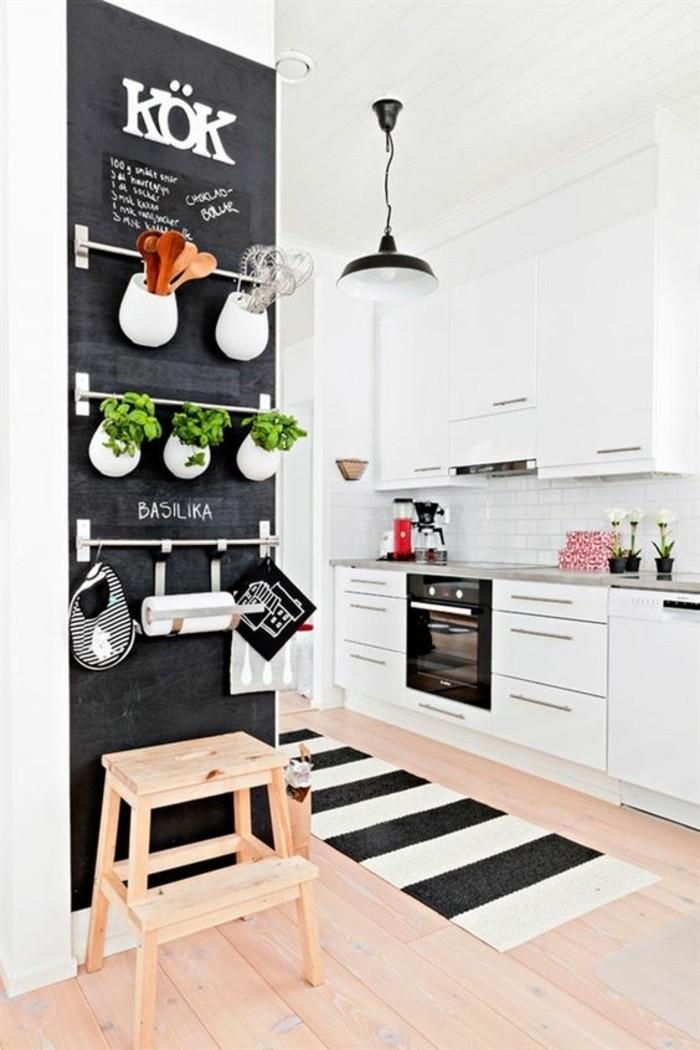 1-etagere-cuisine-ikea-jolie-cuisine-moderne-sol-en-parquet-clair-meubles-de-cuisine-chic