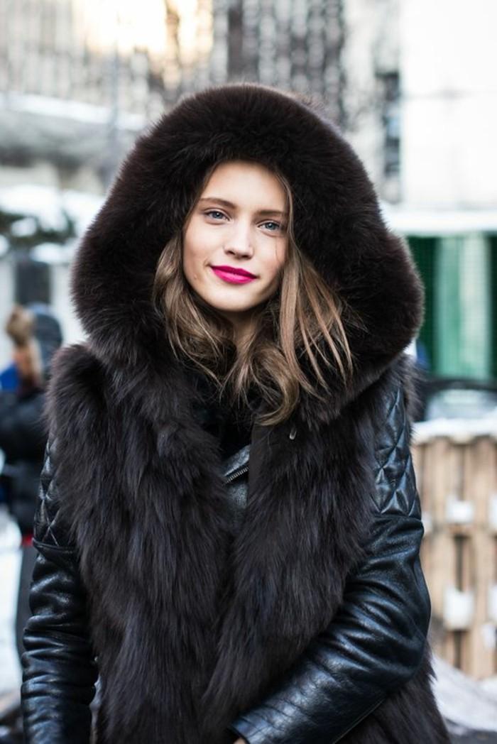 1-gilet-long-sans-manche-femme-veste-fourrure-noir-cagoulé-femme-mode