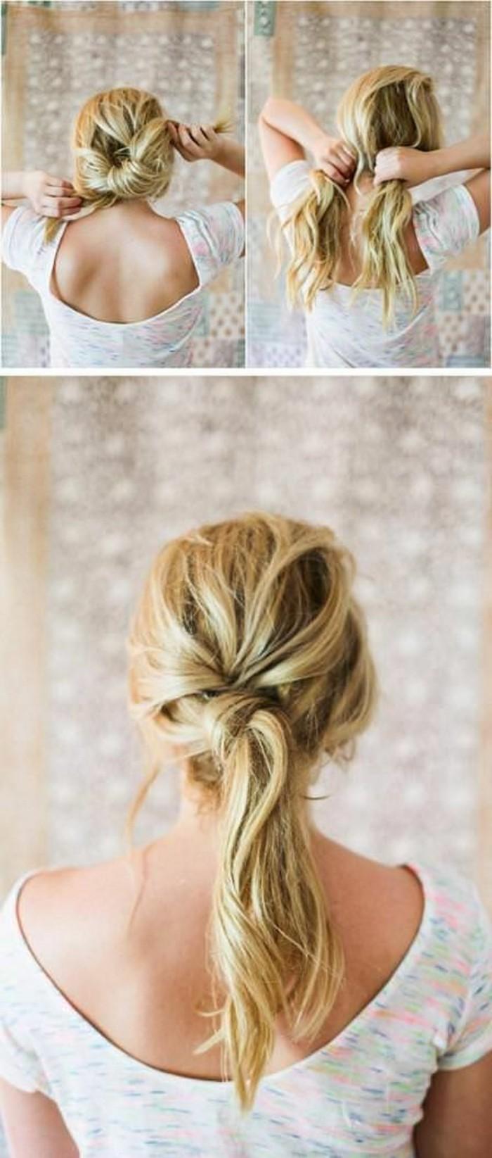 1-jolie-idee-pour-coiffure0cheveux-blonds-coiffure-cheveux-attachés-tendance-2016-femm