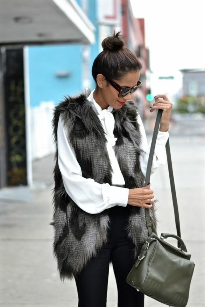 1-manteau-femme-fourrure-sans-manche-comment-porter-un-gilet-sans-manche