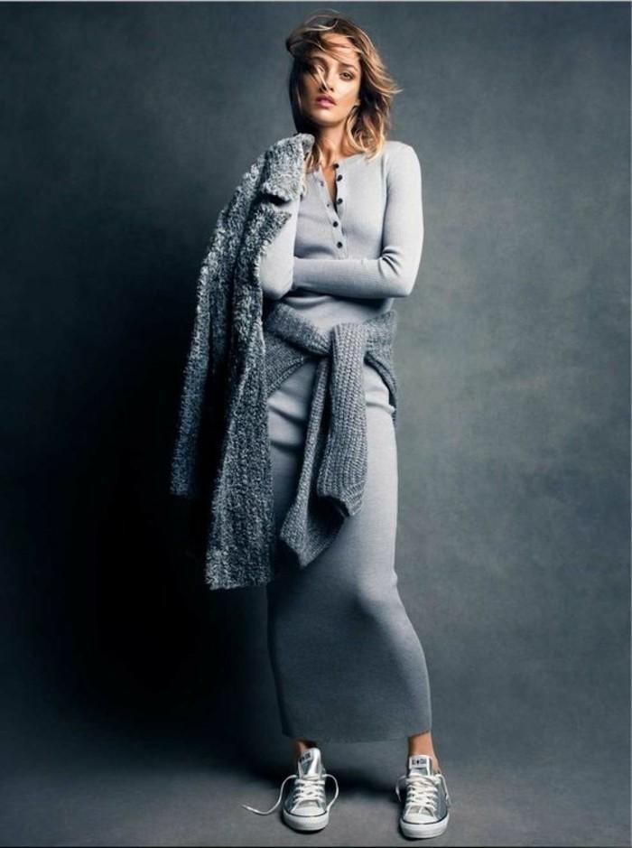 1-sarenza-sneakers-basket-gris-femme-les-dernieres-tendances-de-la-mode
