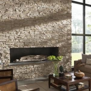 Quelles pierres de parement choisir pour votre pièce?