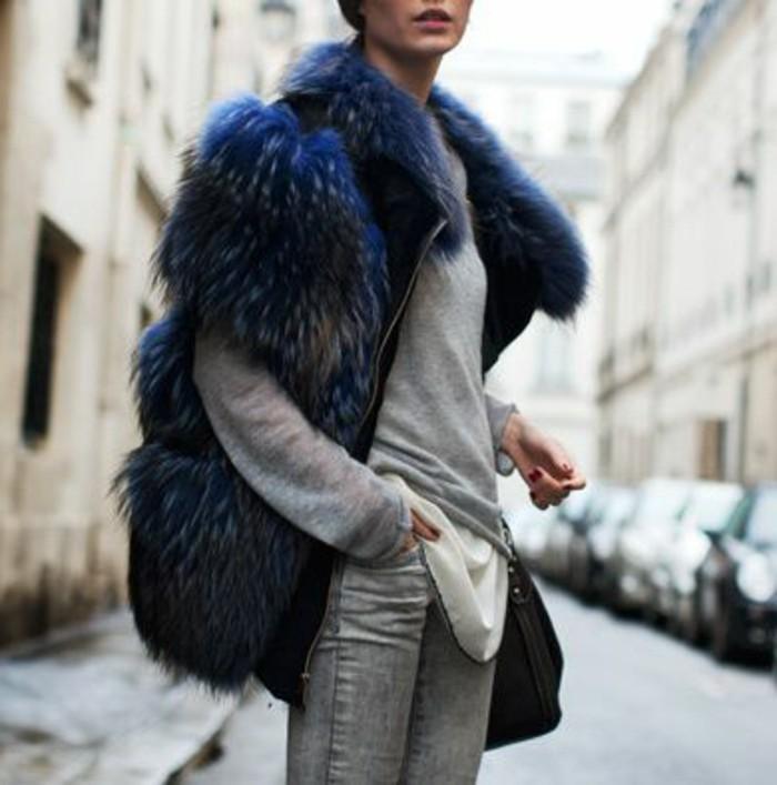 3-manteau-femme-fourrure-bleu-fonce-comment-porter-le-gilet-en-fourrure-manteau-fourrure-sans-manches