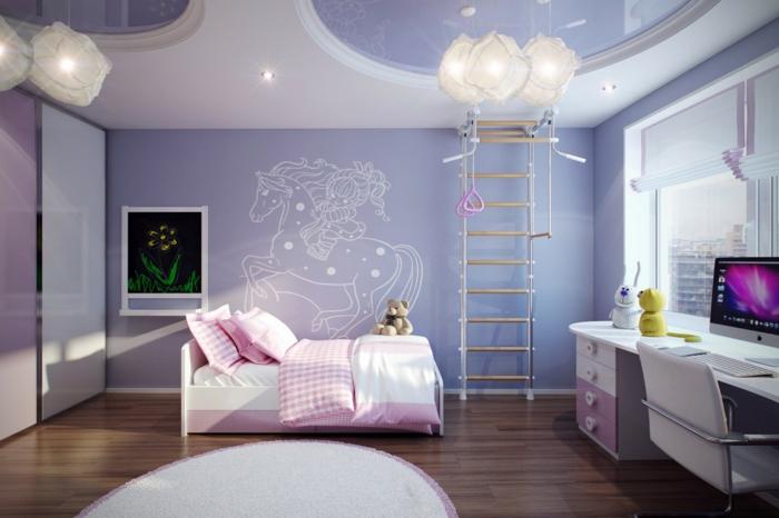 D coration plafond pour se cr er un ciel personnalis - Plafond chambre enfant ...