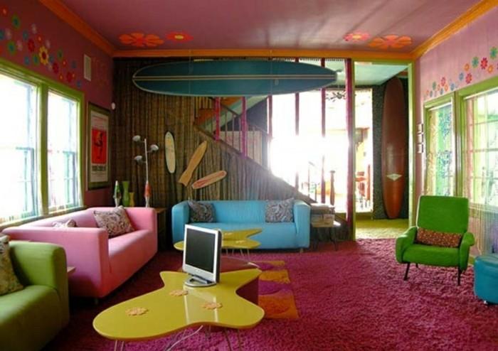 Decoration-plafond-en-fleurs-et-couleurs-resized