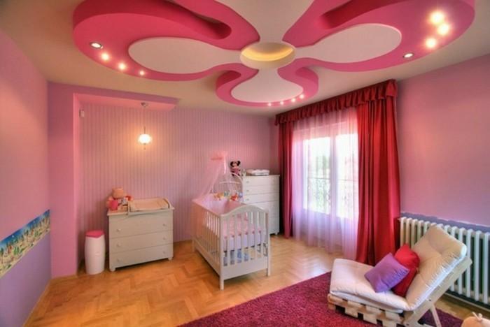 D coration plafond pour se cr er un ciel personnalis - Decoration plafond chambre bebe ...