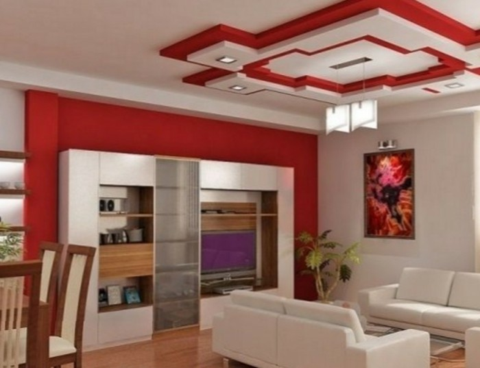 Decoration-plafond-rouge-et-blanc-resized