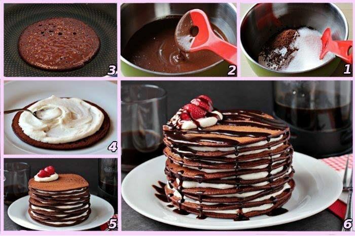 Delicieuse-recette-gâteau-de-crêpes-idée-délicieuse-pas-à-pas