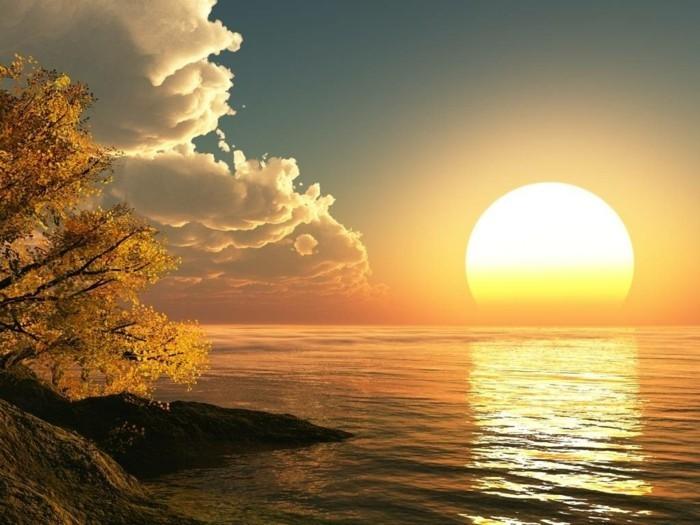 Voir-le-lever-coucher-du-soleil-belles-photos-beauté-belle