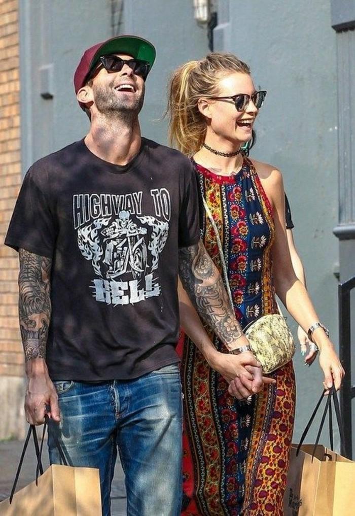 adam-levine-et-behati-prinsloo-couples-amoureux-de-hollywood-les-meilleures-couples