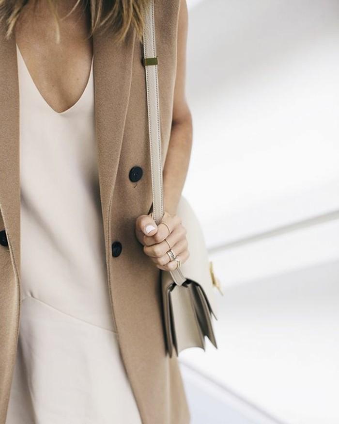 admirable-idee-cool-tenue-veste-sans-manche-veste-legere