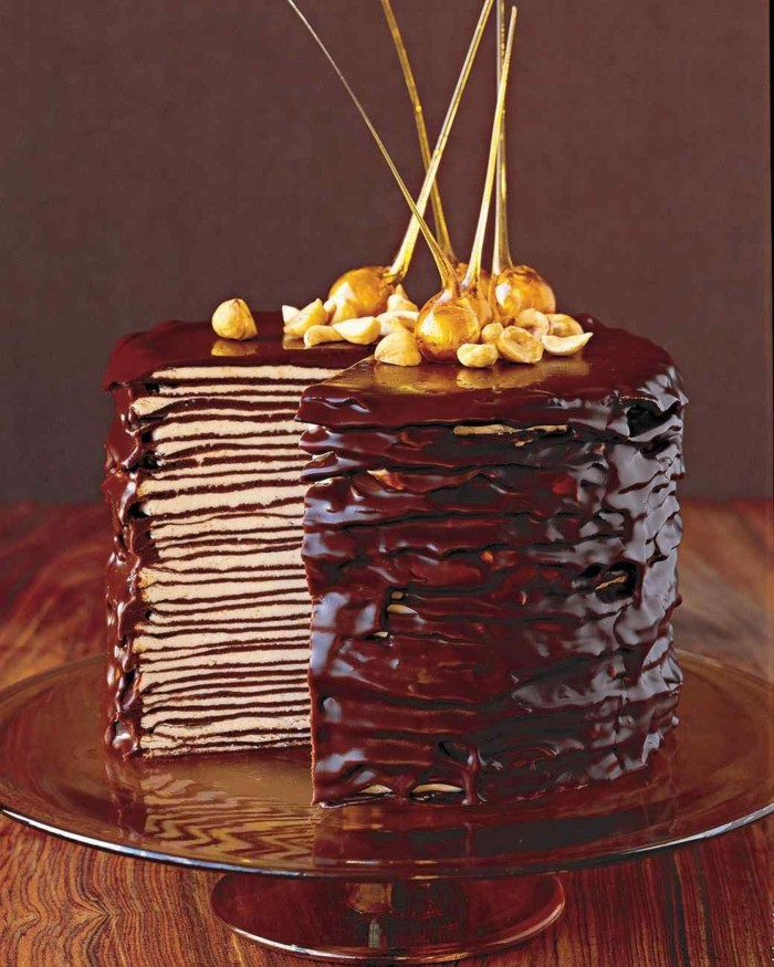 agréable-gateau-au-chocolat-cool-gâteau-de-crêpes-les-crepes-délicieuses