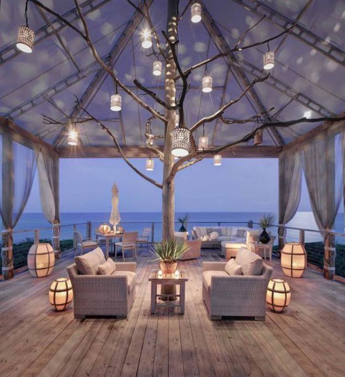 aménagement-extérieur-pergola-de-rêve-lanternes-suspendues
