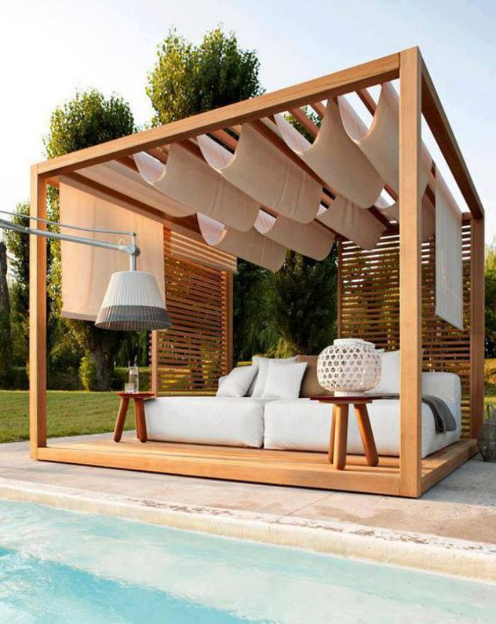 L 39 am nagement ext rieur en plusiuers photos inspiratrices for Piscine prefabriquee