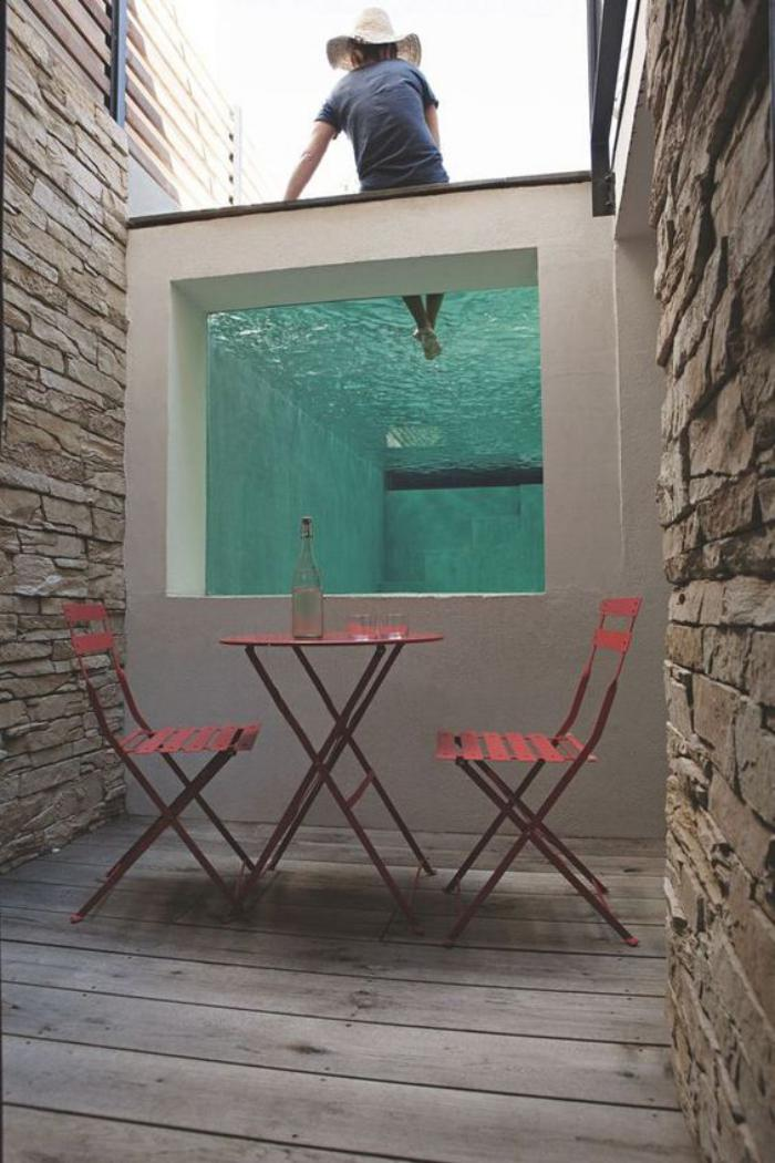 L 39 am nagement ext rieur en plusiuers photos inspiratrices for Decoration exterieur piscine