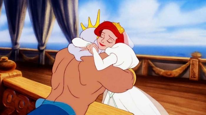 ariel-coloriage-à-imprimer-originale-gratuit-mariage-Ariel-la-petite-sirène
