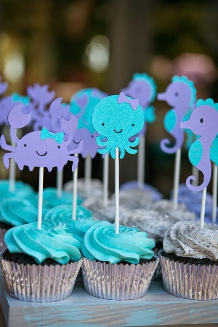 ariel-disney- la-petite-sirène-disney-cool-cupcake