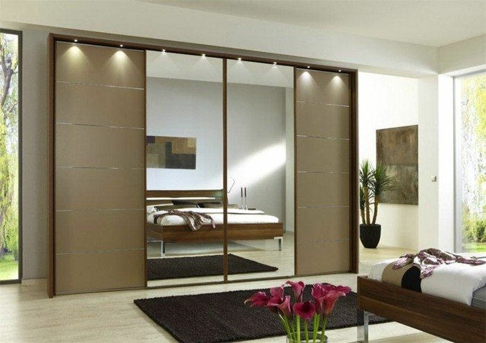 armoire 2 portes coulissantes pour un style de rangement raffin. Black Bedroom Furniture Sets. Home Design Ideas
