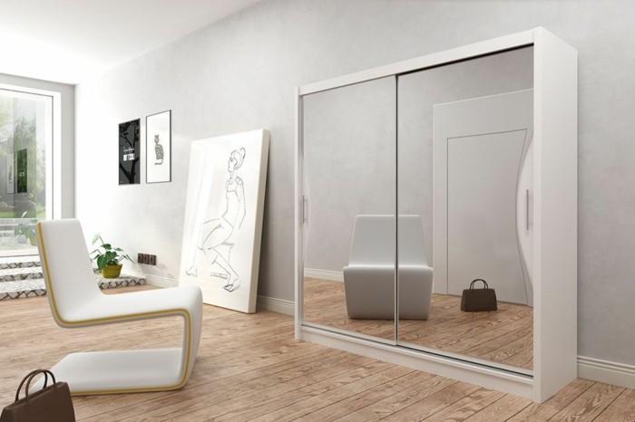 armoire-2-portes-coulissantes-chaise-moderne-blanche-tableau-avec-femme-resized