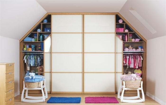 Armoire 2 portes coulissantes pour un style de rangement raffin - Porte coulissante pour chambre ...